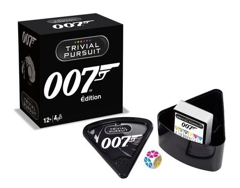 Jeu Trivial Pursuit James Bond