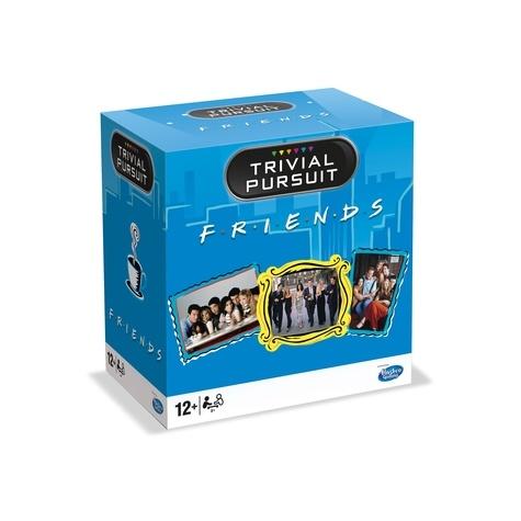 WINNING MOVES - Jeu Trivial Pursuit Voyage Friends