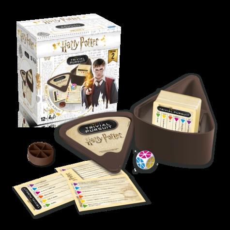 Jeu Trivial Pursuit voyage Harry Potter Vol.2