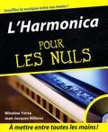 Winslow Yerxa - L'Harmonica pour les nuls. 1 DVD