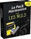 Winslow Yerxa et Jean-Jacques Milteau - Le pack harmonica pour les nuls. 1 Cédérom