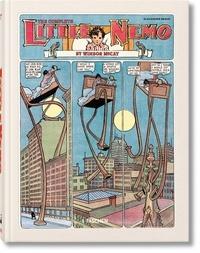 Winsor McCay - Little Nemo Intégrale : The Complete Little Nemo - Windsor McCay, la vie et l'oeuvre d'un génie du crayon.