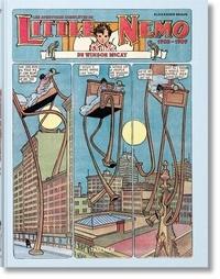 Winsor McCay et Alexander Braun - Little Nemo  : Les aventures complètes de Little Nemo - 1905-1909.