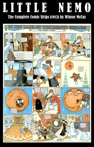 Little Nemo - The Complete Comic Strips (1912) by Winsor McCay (Platinum Age Vintage Comics)