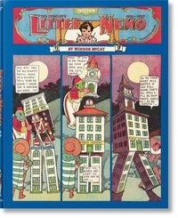 Winsor McCay - Little Nemo  : The Complete Little Nemo 1910-1927.