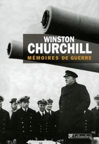 Winston Churchill - Mémoires de guerre - Coffret 2 volumes.
