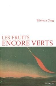 Feriasdhiver.fr Les fruits encore verts Image