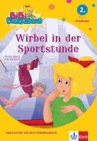 Wirbel in der Sportstunde - 2. Klasse (Erstleser).