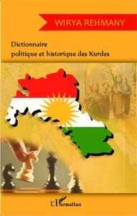 Deedr.fr Dictionnaire politique et historique des Kurdes Image