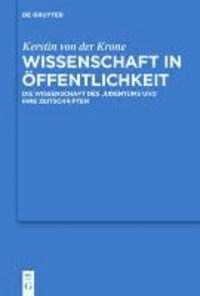 Wissenschaft in Öffentlichkeit - Die Wissenschaft des Judentums und ihre Zeitschriften.