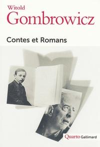 Witold Gombrowicz - Contes et romans - Gombrowicz par lui-même ; Bakakaï ; Ferdydurke ; Les Envoûtés ; Trans-atlantique ; La pornographie ; Cosmos.