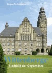 Wittenberge - Stadtbild der Gegensätze.
