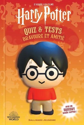 Wizarding World - Quiz et tests Harry PotterBravoure et Amitié - Avec un squishy Harry Potter !.