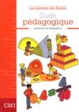 Wladimir Brennan et Prospérine Desmazures - Guide pédagogique CM1.
