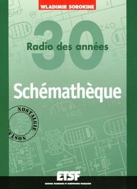 Wladimir Sorokine - Schémathèque radio des années 30.