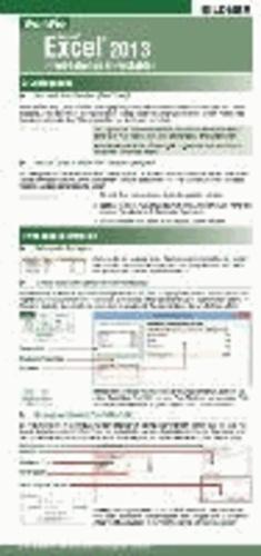 Wo&Wie: Pivottabellen mit Excel 2013.