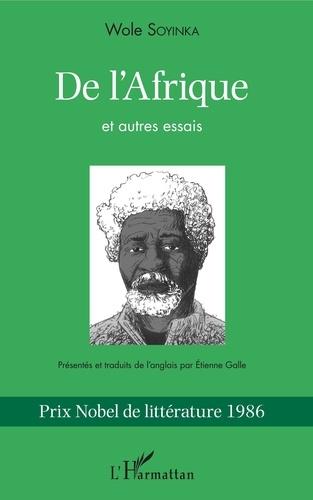De l'Afrique - Format PDF - 9782140085024 - 19,99 €