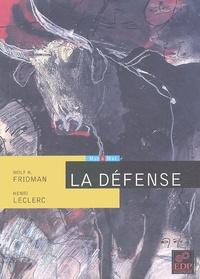 Wolf-H Fridman et Henri Leclerc - .