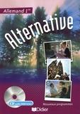 Wolf Halberstadt et Mireille Audibert - Allemand 1e Alternative. 1 Cédérom