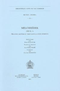 Wolf-Peter Funk - Melchisédek - (NH IX, 1).