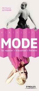 Wolfgang Altmann - Mémoguide Mode.