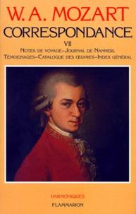 Wolfgang-Amadeus Mozart - .