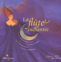 Wolfgang-Amadeus Mozart et Jean-Pierre Kerloc'h - La flûte enchantée. 1 CD audio