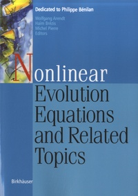 Wolfgang Arendt et Haim Brezis - Nonlinear Evolution Equations and Related Topics.
