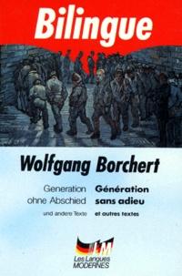 Wolfgang Borchert - .