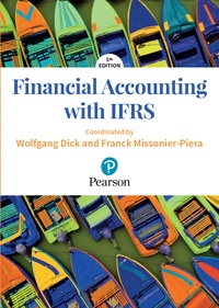 Wolfgang Dick et Franck Missonier-Piera - Financial Accounting with IFRS.