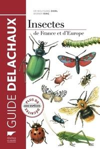 Insectes de France et d'Europe - Wolfgang Dierl pdf epub