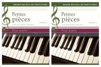 Wolfgang Flödl - Petites pièces pour piano - Etudes, polkas, menuets et autres danses, Coffret 2 volumes.