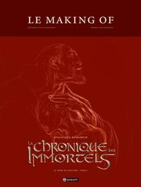 Wolfgang Hohlbein et Benjamin von Eckartsberg - La Chronique des Immortels - Le Making of.