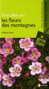 Wolfgang Lippert - Gros plan sur les fleurs de montagne.