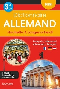 Wolfgang Löffler et Kristin Wäeterloos - Dictionnaire mini Hachette & Langenscheidt - Français-allemand ; allemand-français.