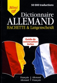Wolfgang Löffler et Kristin Wäeterloos - Mini dictionnaire français-allemand allemand-français.