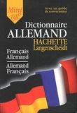 Wolfgang Löffler et Kristin Wäeterloos - Mini dictionnaire français-allemand et allemand-français.