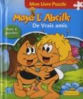 Carola von Kessel et Wolfgang Looskyll - De vrais amis - Mon livre puzzle.