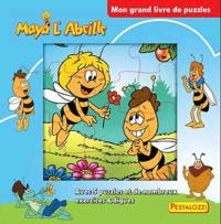 Wolfgang Looskyll - Maya l'Abeille - Mon grand livre puzzle.