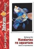 Wolfgang Mai - Mandarins en aquarium.