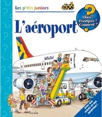 Wolfgang Metzger - L'aéroport.