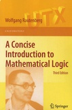 Wolfgang Rautenberg - A Concise Introduction to Mathematical Logic.