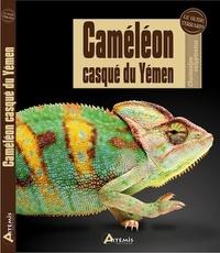 Wolfgang Schmidt - Caméléon casqué du Yémen.