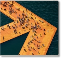Wolfgang Volz et Germano Celant - Christo and Jeanne-Claude - The Floating Piers.
