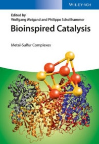 Deedr.fr Bioinspired Catalysis - Metal-Sulfur Complexes Image