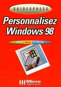 Galabria.be Personnalisez Windows 98 - Microsoft Image