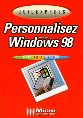 Wolfram Gieseke - Personnalisez Windows 98 - Microsoft.