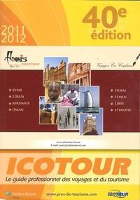 Accentsonline.fr Icotour 2011-2012 - Le guide professionnel des voyages et du tourisme Image