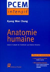 Won-Chung Kyung - Anatomie humaine.