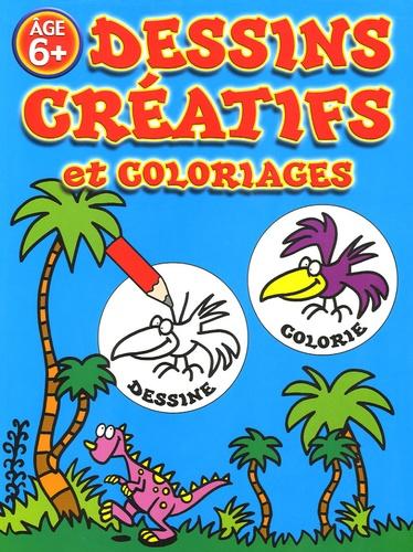 Woody Fox et Andy Cooke - Desssins créatifs et coloriages - + de 6 ans.
